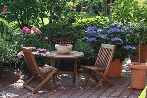 Im September sind noch zahlreiche Gartenarbeiten notwendig