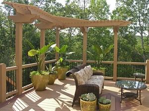Urlaubsstimmung Auf Der Eigenen Terrasse | Garten-ratgeber.net ... Terrasse Gestalten Olivenbaum