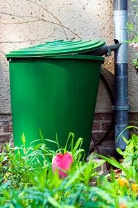 Die Regentonne ist die günstigste Methode, um Regenwasser zu sammeln © Cornelia Pithart - Fotolia.com