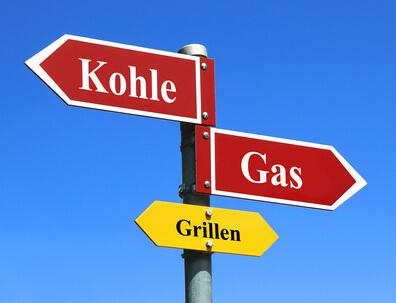 Kohlegrill? Oder doch lieder Gasgrill? © L.Klauser - Fotolia.com
