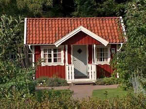 Ein Gartenhaus bietet viele Nutzungsmöglichkeiten