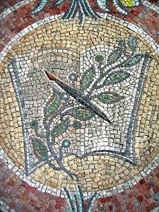 Mosaike haben als Bodenbelag eine sehr lange Tradition und überdauern viele Generationen